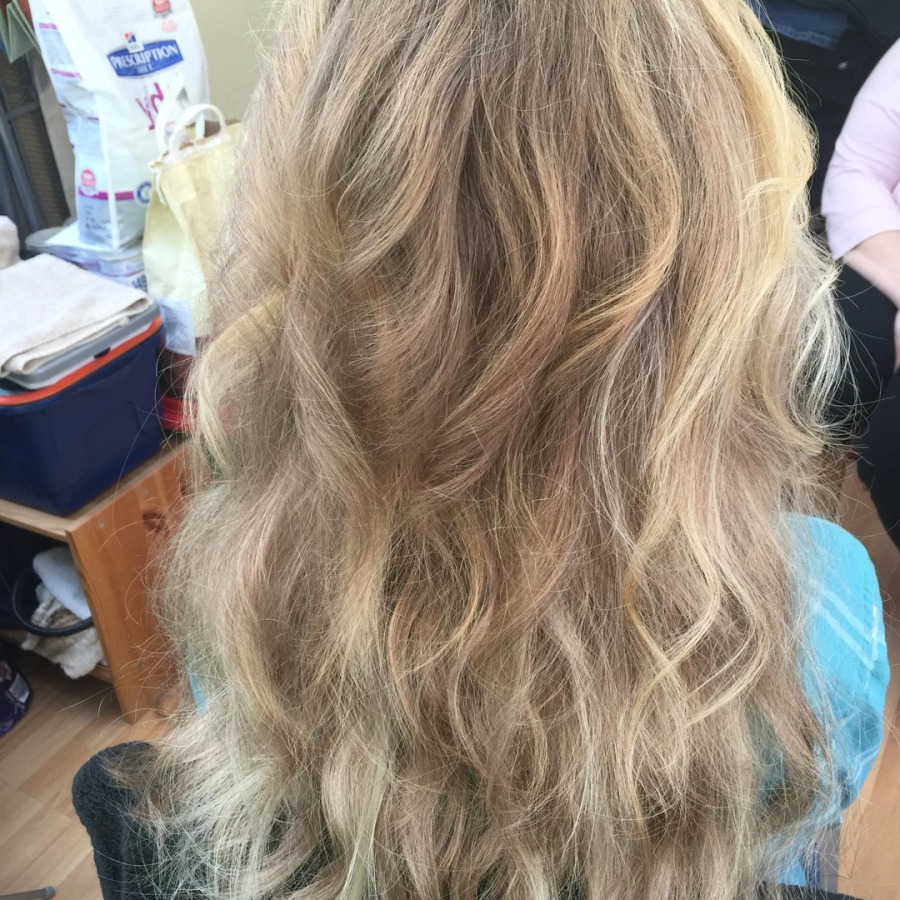 Mobile extensions monofibre hair even fibre hair can look as natural as human hair all giving a different finish pmusecretfo Images